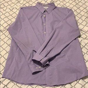Men's Large Long Sleeve Shirt